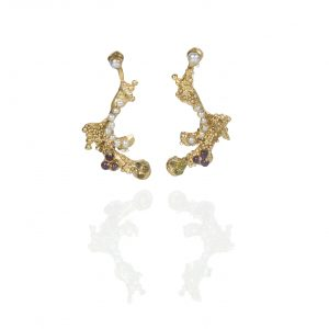 THE ENCHANTED TREE Collection small earrings