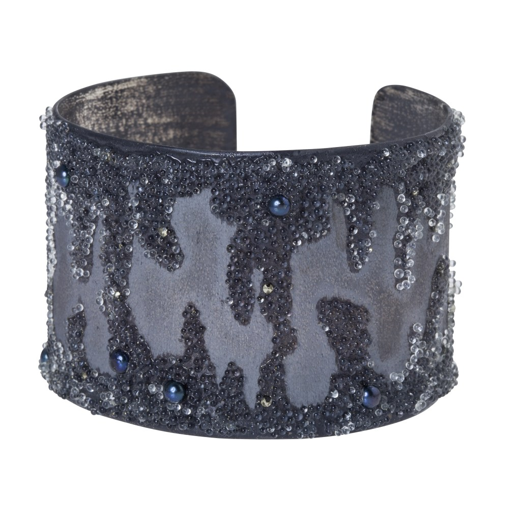 Volcanic Treasure Collection Black Cuff Francesca_Marcenaro_3.jpg