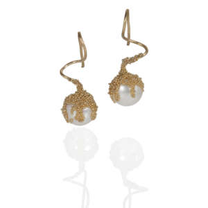 Francesca Marcenaro Gold earrings £ 1,500