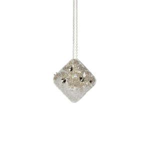 VT Siquared Silver Pendant